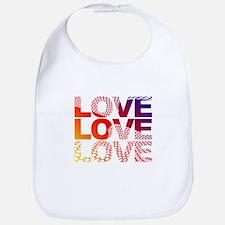 Love-45 Bib