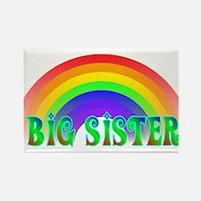 Big Sister Rainbow Magnets