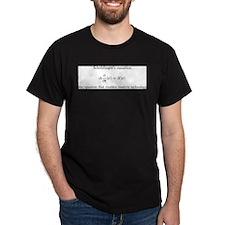 Unique The physical sciences T-Shirt