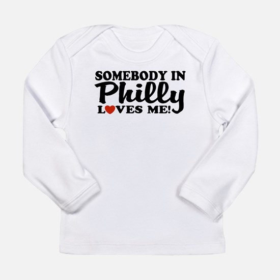 Cute Phil Long Sleeve Infant T-Shirt