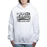 60th birthday Hooded Sweatshirt