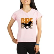 Horse ride Performance Dry T-Shirt