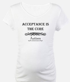 Autism ~ Acceptance is the cure Shirt