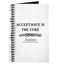 Autism ~ Acceptance is the cure Journal