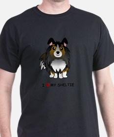 Unique Cute dog christmas T-Shirt