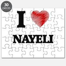 I Love Nayeli Puzzle