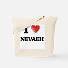 Cute Nevaeh Tote Bag
