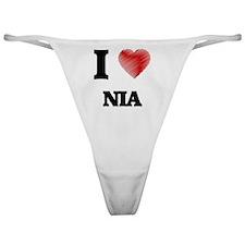 Unique Nia Classic Thong