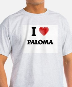 I Love Paloma T-Shirt