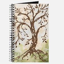 Cute Oak tree Journal