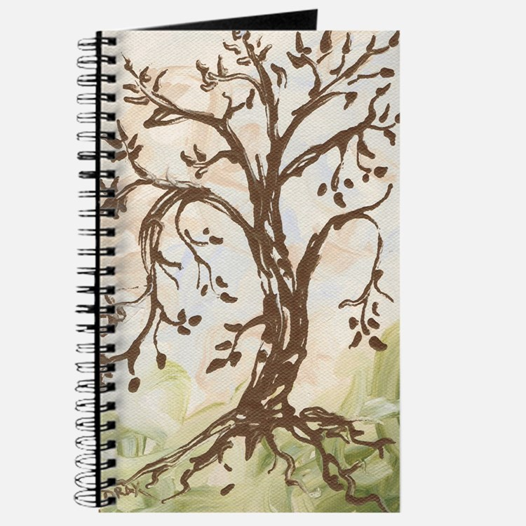 Cute Maple tree Journal