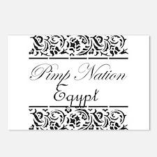 Pimp Nation Egypt Postcards (Package of 8)