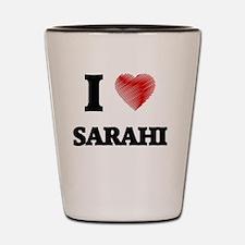 Cool Sarahi Shot Glass