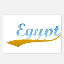 Beach Colored Egypt Postcards (Package of 8)