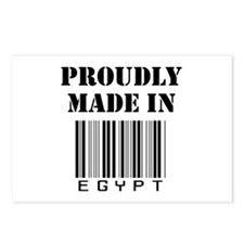 Proudly Made in Egypt Postcards (Package of 8)