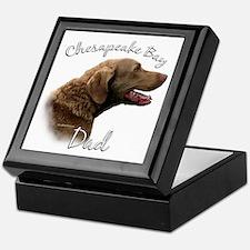 Chessie Dad2 Keepsake Box