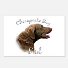 Chessie Dad2 Postcards (Package of 8)