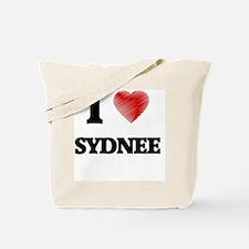 Unique Sydnee Tote Bag
