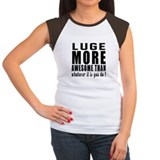 Luge Women's Cap Sleeve T-Shirt