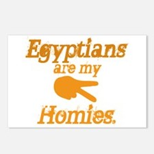 Egyptians are my homies Postcards (Package of 8)