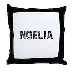 Noelia Throw Pillow