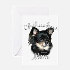 Chihuahua Mom2 Greeting Card