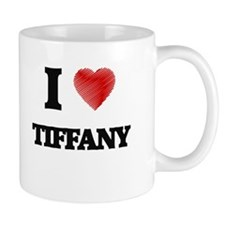 I Love Tiffany Mugs