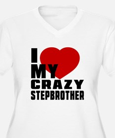 I Love Stepbrothe T-Shirt