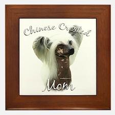 Crested Mom2 Framed Tile