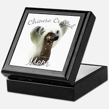 Crested Mom2 Keepsake Box