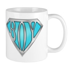SuperBoy(blue) Coffee Mug
