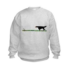 Gordon Setter in the Field II Sweatshirt