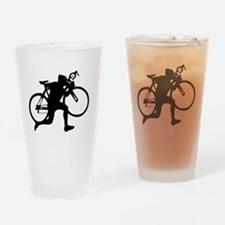 Cyclocross V1 Drinking Glass