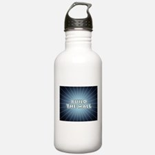 Build The Wall Water Bottle