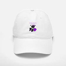 Roller Derby Chick (Purple) Baseball Baseball Baseball Cap