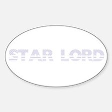 Star Lord - USA Flag Design Decal