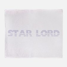 Star Lord - USA Flag Design Throw Blanket