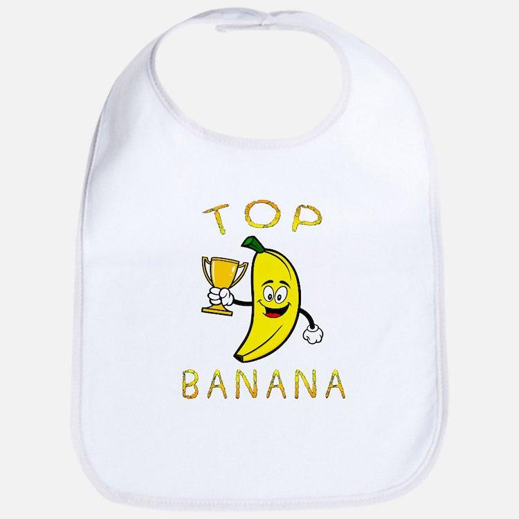Cute Banana Bib