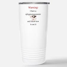 Funny Cna Travel Mug