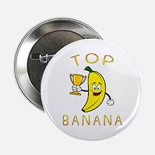 "Cute Banana 2.25"" Button"