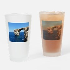 Azure Window Drinking Glass