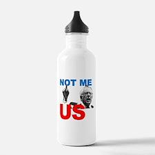 Not Me Us Water Bottle
