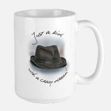 Hat For Leonard Crazy Dream Mugs