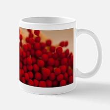 Stacked Matches Mug Mugs