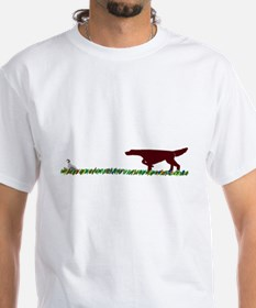 Irish Setter in the Field Shirt