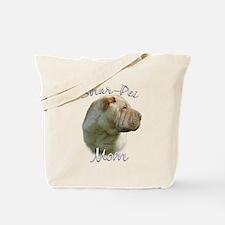 Shar Pei Mom2 Tote Bag