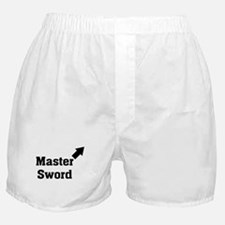 Master Sword Boxer Shorts