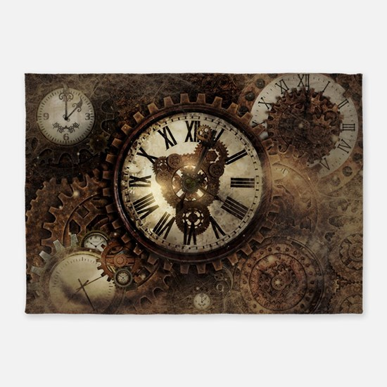 steam punk rugs, steam punk area rugs | indoor/outdoor rugs