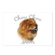 Chow Mom2 Postcards (Package of 8)
