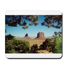 Monument Valley 1 Mousepad